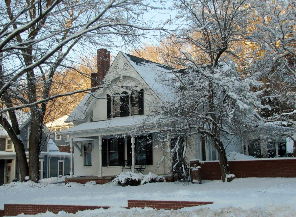 445 Glen Avenue –  F.O. Gleason